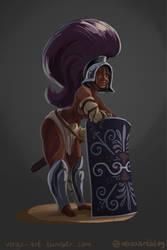 Gladiator by vmtr89