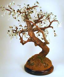 Tree Spirit-The Weaver by mysticalis