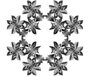 mspaint wreath by arttrysted