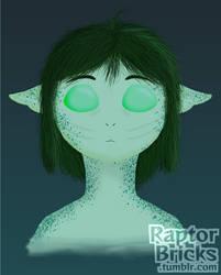 Silent Water Fairies - The Asrai by RaptorBricks
