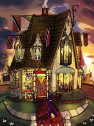 Blair's house by Shervan001
