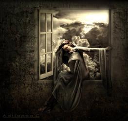 In desperation by AdriaticaCreation