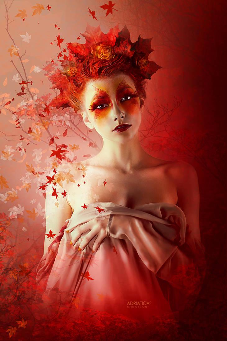 Ms. Autumn by AdriaticaCreation