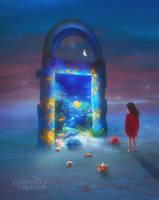 Stories beneath the ocean by AdriaticaCreation