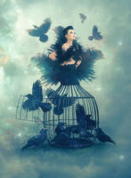 In cage by AdriaticaCreation