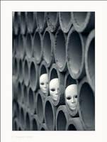 Masks. 3 by ESafian