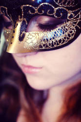 masquerade by PinkaPhotography