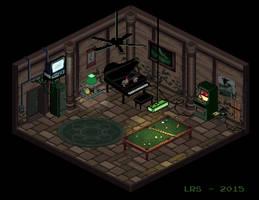 Rec Room 1 by lenstu82