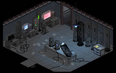 Computer Repair Lab by lenstu82