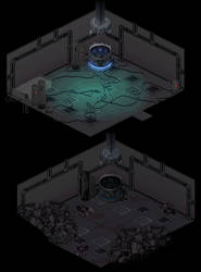 Secret Scientific Testing (Before - After) by lenstu82