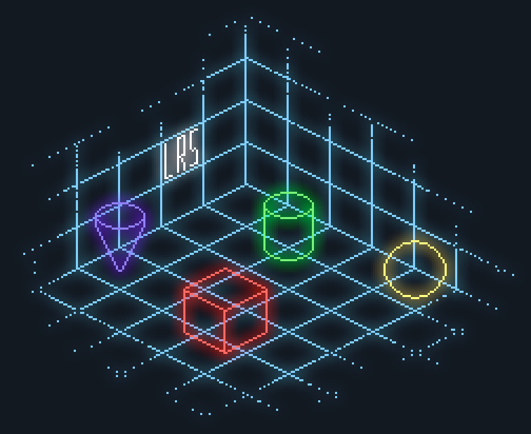 Glow Grid by lenstu82