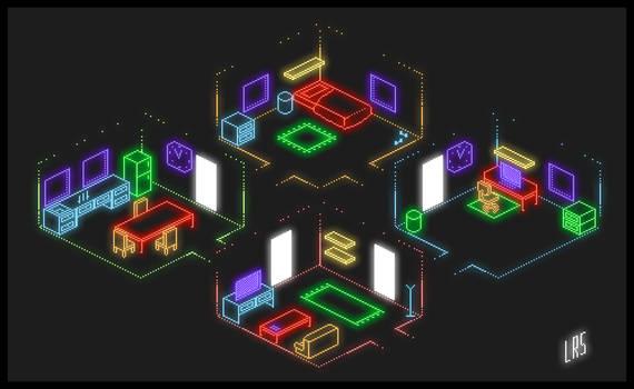 Glow Home by lenstu82
