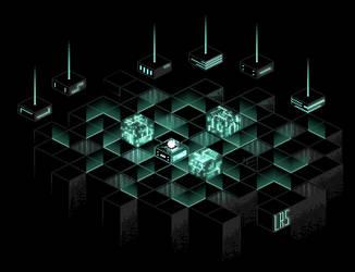 The Digital Riddle by lenstu82