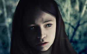 Jodelle Ferland by shiningsilverskies