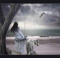 solitude by shiningsilverskies