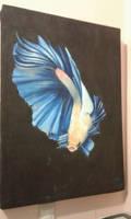 Fish by Aikomeow