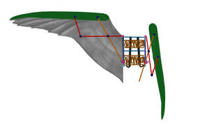 Costume Wings Diagram by Creative-Dragoness