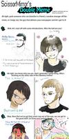 Double Meme with Mimiu78 by Heart0fTheStorm