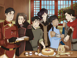 Bolin! Contain yourself! by VictorySoup