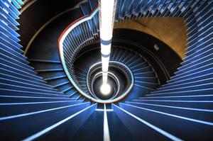 The Stairs of Usher by kharashov
