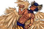 The Bird God by aaawhyme