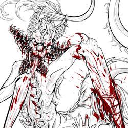 Nightmare Beast by aaawhyme
