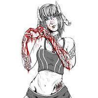 Bleeding Hearts by aaawhyme