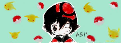 Ash of mine :D by neko-palyn