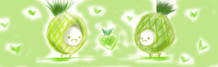 Pine Love by neko-palyn