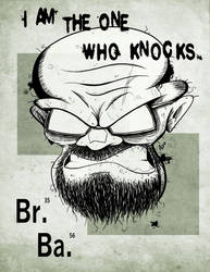 Walter White by AngelOnofre
