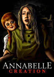 Annabelle: Creation (2017) by MegaPlayMedia