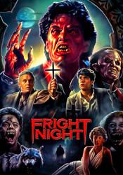Fright Night (1985) by MegaPlayMedia