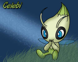 Celebi by RapidPowerBlast