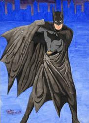 Gotham by Knight by Tluaengiad