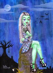 Frankie Stein by Tluaengiad