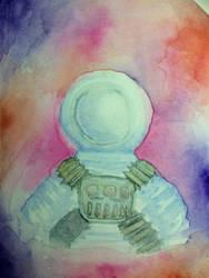 Moon traveler by CLAP-UR-HANDS