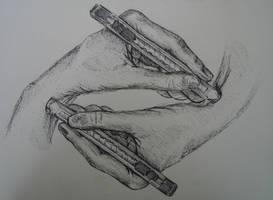 Self - harm? by xmaryxedgex