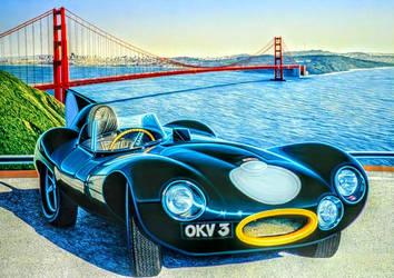 HJK - Jaguar CC's Car Art (EXCLUSIVELY RARE) by ROGUE-RATTLESNAKE