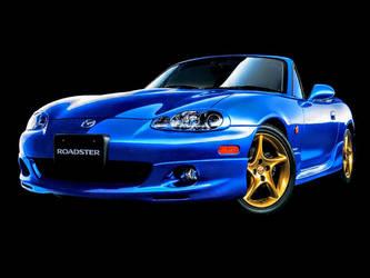 2001 Mazda Roadster Mazdaspeed by ROGUE-RATTLESNAKE