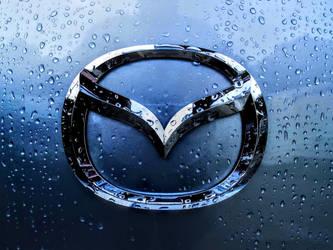 Mazda Logo Wallpaper by ROGUE-RATTLESNAKE