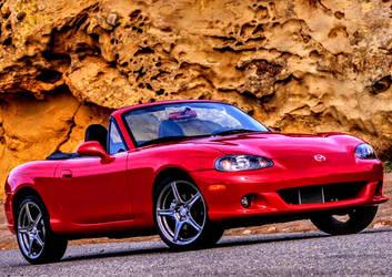 Mazda Speed MX-5 by ROGUE-RATTLESNAKE