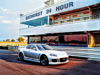 Limited-Edition Mazda RX-8 Mazdaspeed Version II by ROGUE-RATTLESNAKE