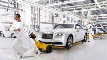 2015 Rolls Royce Wraith Fashion by ROGUE-RATTLESNAKE