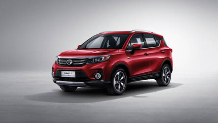 2017 Red Trumpchi GS3 by ROGUE-RATTLESNAKE