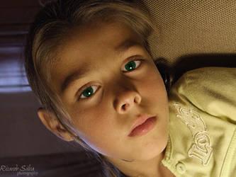 Andreia's Portrait II by ShiningDestination