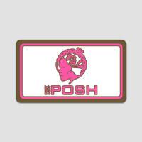 Putt Putt Posh Logo - Buscard by Cypher1368