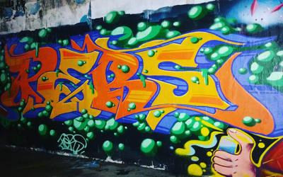 Pers Graffiti Shanghai 2016.10.10 by PersGraffiti