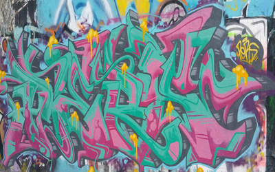 Pers.Graffiti Moganshan Road,  2017.04.04 by PersGraffiti