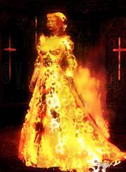Lady Rebecca Blaise - Fire by vaia