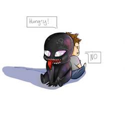 Venom fanart by aimeeno1